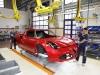 Alfa Romeo 4C visite des lignes d\'assemblage