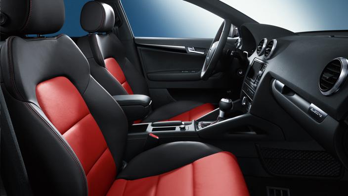 mondial de l 39 automobile audi a3 sportback premi re photo blog auto. Black Bedroom Furniture Sets. Home Design Ideas