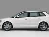 profil Audi A3 sportback