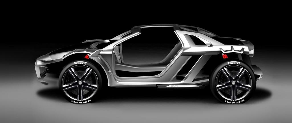salon de francfort 2013 audi nanuk quattro concept surprise blog auto. Black Bedroom Furniture Sets. Home Design Ideas