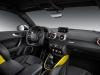 Audi S1 2014 commande interieur