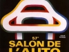 Salon automobile Paris 1970