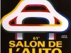 Salon automobile Paris 1974