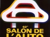 Salon automobile Paris 1975