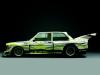 BMW Art Car Lichtenstein