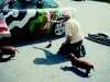 BMW art car David Hockney