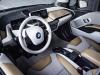 Intérieur de la BMW i3 2013