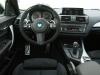 habitacle BMW M235i Track Edition