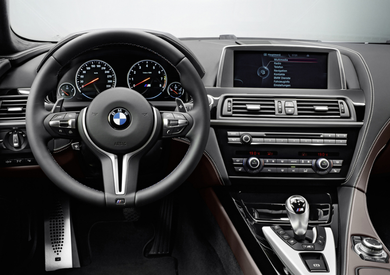 bmw m6 gran coup infos photos et vid os blog auto. Black Bedroom Furniture Sets. Home Design Ideas