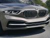 Calandre BMW Pininfarina Gran Lusso Coupé concept 2013