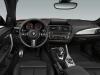 Intérieur BMW Serie 2 coupé 2014