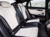 Arrière intérieur BMW X6