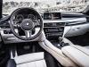 Nouveau BMW X6 intérieur