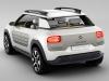 Arrière Citroën Cactus Concept 2013