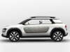 Profil Citroën Cactus Concept 2013