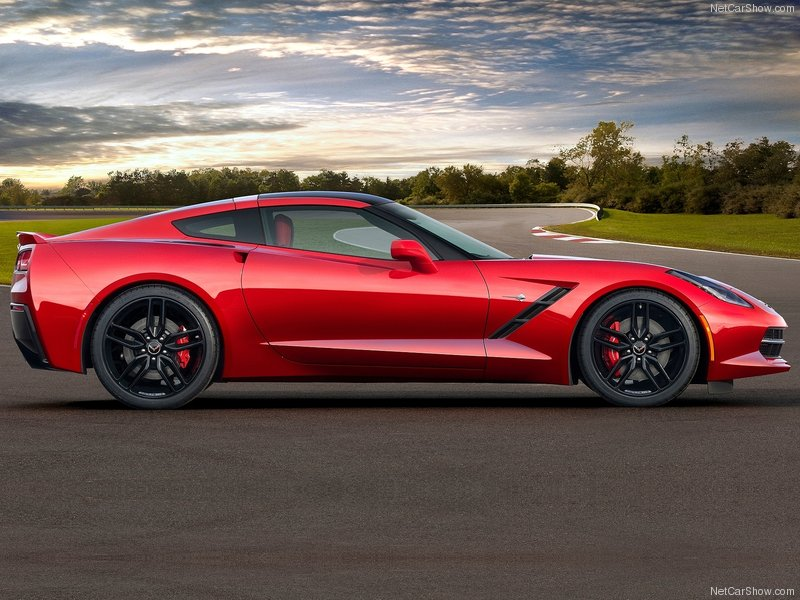 chevrolet corvette c7 stingray 2014 infos et prix. Black Bedroom Furniture Sets. Home Design Ideas