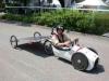 Equipe famille Bourgeois: Bourjoffloque 3 sera un proto de trois roues entièrement suspendu avec une roue moteur à l'AR et deux roues directrices à l'avant