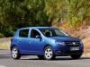 Nouvelle Dacia Sandero 2012