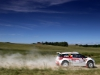 WRC - POLAND RALLY 2014  - PHOTO : CITROEN RACING/AUSTRAL 74 Sebastien Chardonnet, Thibault De La Haye , Citroen DS3R5 , action