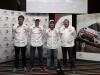 WRC - POLAND RALLY 2014 - PHOTO : CITROEN RACING/AUSTRAL Chardonnet Sebastien , Kris Meeke, Mads Ostberg, Yves Matton