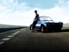 Brian (Paul Walker) Ford Escort Mark 1 Fast and Furious 6