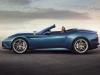 ferrari-california-t-2014 bleue-profil