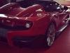 arrière Ferrari F12 TRS