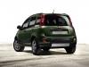Arrière Fiat Panda 4x4 2012