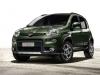 habitacle nouvelle Fiat Panda 4x4