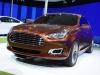Photos de la Ford Escort concept 2013