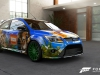 Ford Focus Zoo Tycoon RS Forza Motosport5