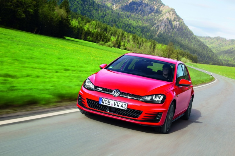 volkswagen la nouvelle golf 7 gtd infos et prix blog auto. Black Bedroom Furniture Sets. Home Design Ideas