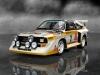 Gran Turismo 6 Audi Quattro s1