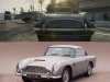 Aston Martin DB5 Jeu vidéo GTA 5