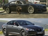 Jaguar XF Jeu vidéo GTA 5