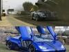 SSC Ultimate Aero Jeu vidéo GTA 5