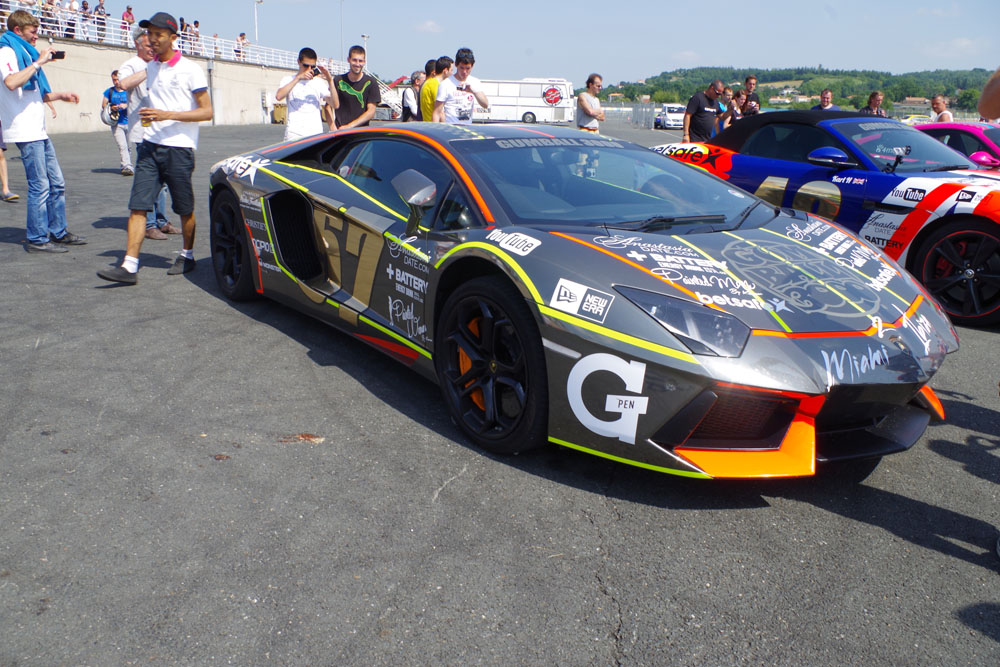 Gumball 3000 : photos et vidéos exclusives du passage à ...