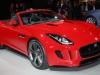 Jaguar F-Type au mondial de l\'auto 2012