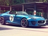 Jaguar Project 7 Festival of Speed de Goodwood 2013