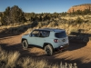 jeep renegade Trailhawk 2015 - sur piste