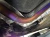 Montage ligne titane Mégane III RS