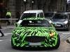 Mercedes AMG GT camouflée