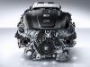 Mercedes V8 4.0 L Biturbo