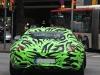 Nouvelle Mercedes AMG GT camouflée