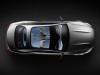 Mercedes Classe S Coupé Concept vue de haut
