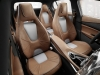 habitacle Mercedes GLA concept 2013
