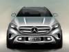 Photos de la Mercedes GLA concept 2013
