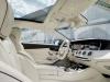 Habitacle cuir blanc S 65 AMG Coupé