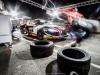 stand technicien course auto Michael Dautremont