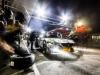 stand technicien course automobile Michael Dautremont